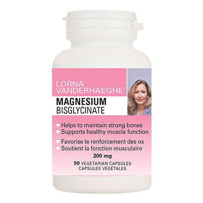 Magnesium Bisglycinate 200mg