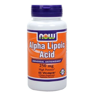 Alpha Lipoic Acid 250mg
