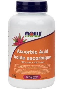 Ascorbic Acid (100% Pure Vitamin C) 227g