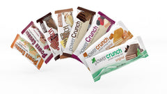 Power Crunch Bars (12 bars/case - sold only in full cases)