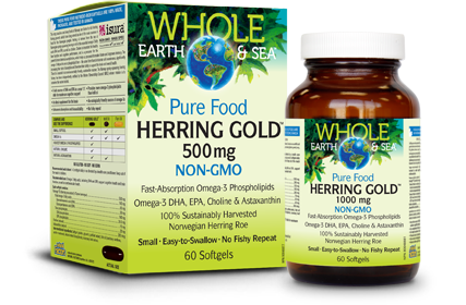 Pure Food Herring Gold™