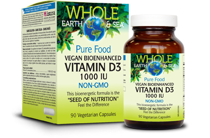 Pure Food Vitamin D3