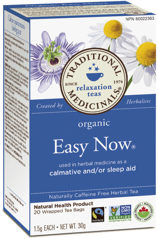 Organic Easy Now Tea