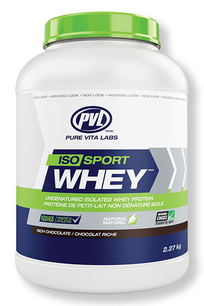 Iso Sport Whey