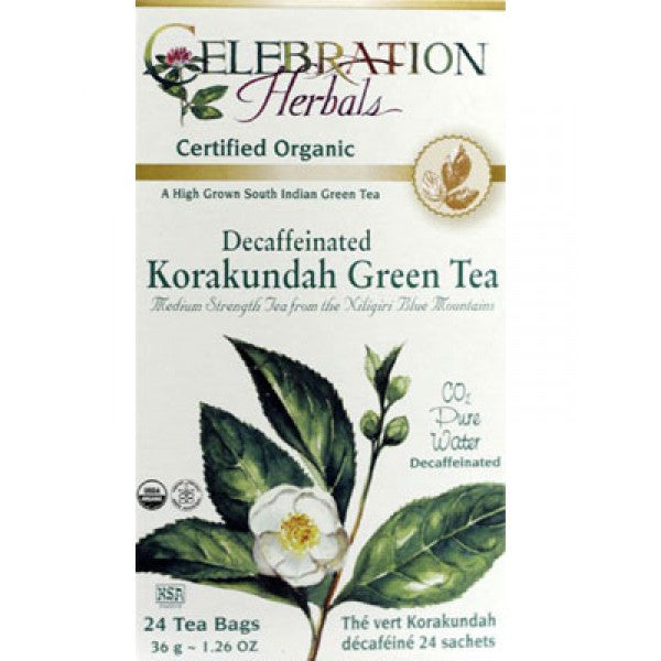 Korakundah Black Tea (decaf)