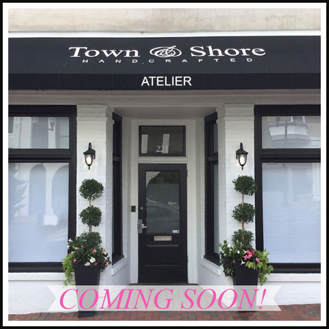 Picture of Town & Shore Handcrafted Flagship Store in Wilmington Delaware USA