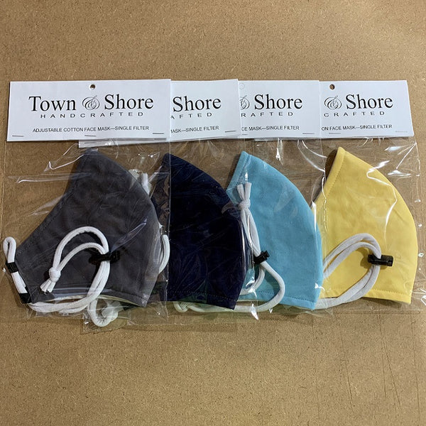 Special Order - Cotton Fitted Face Mask Bundle for Colby