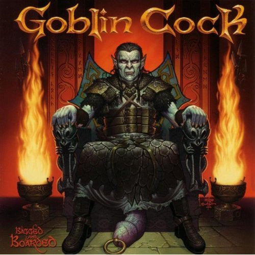Goblin Cock || Bagged and Boarded || CD