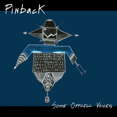 Pinback || Some Offcell Voices || LP