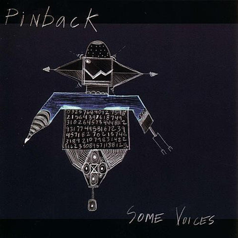 Pinback || Some Voices || CD