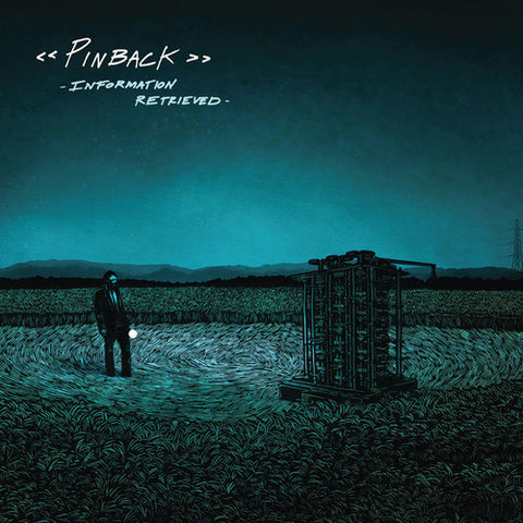 Pinback || Information Retrieved || CD