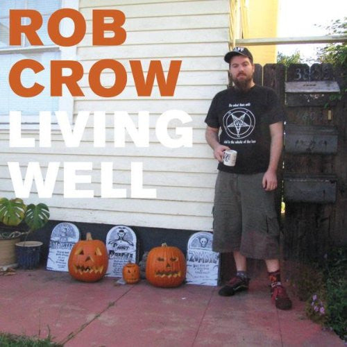 Rob Crow || Living Well || CD