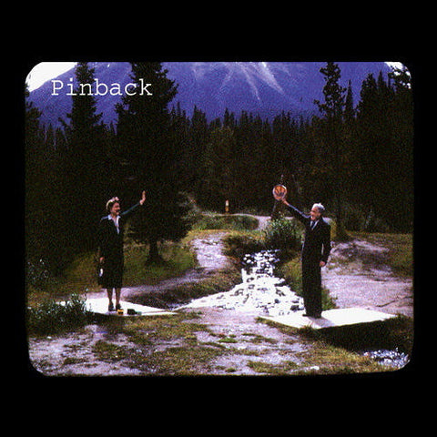 Pinback || Self-Titled || CD