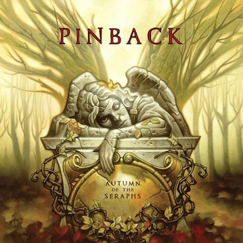 Pinback || Autumn of the Seraphs || CD