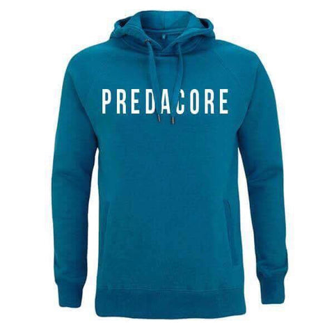 PREDACORE ICON PULL-OVER HOODIE - ISLAND BLUE
