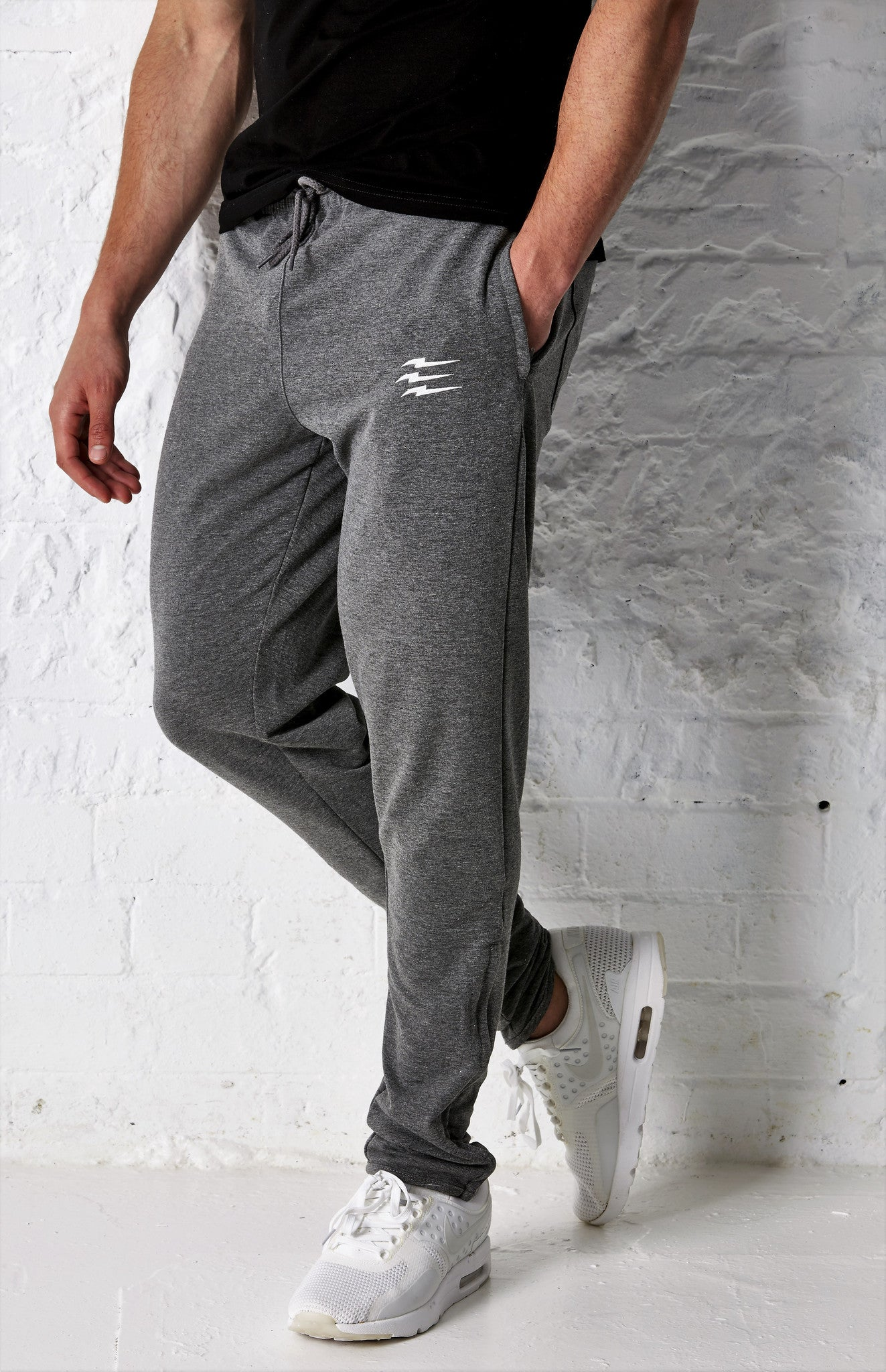 PREDACORE PERFORM BOTTOMS - MARL GREY