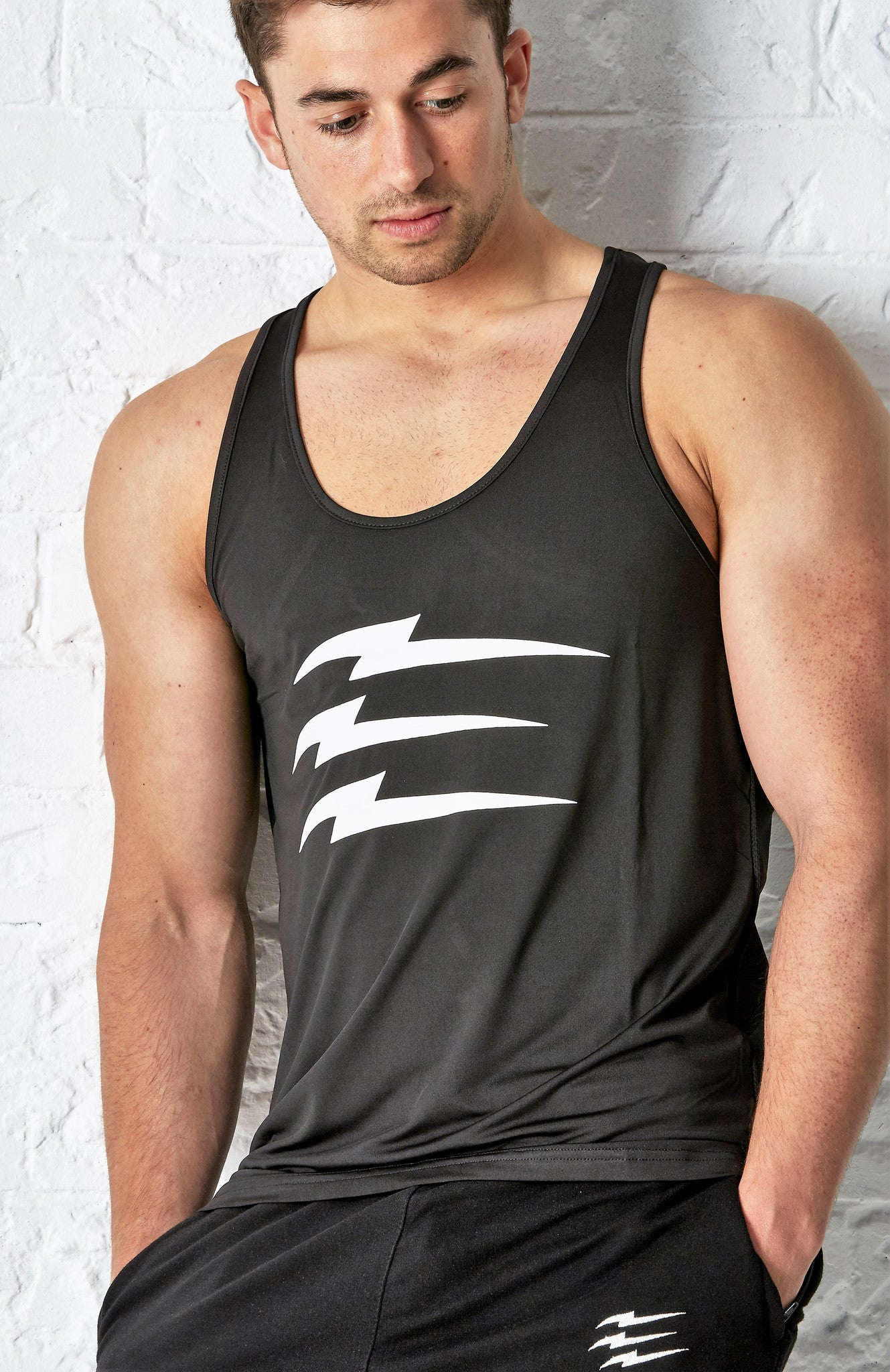 PREDACORE HERO STRINGER - MIDNIGHT BLACK