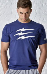 PREDACORE EMBRACE T-SHIRT - ROYAL BLUE