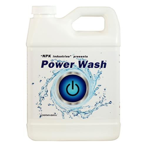Power Wash Qt (12/cs) NPK Industries - Pacific Coast Hydroponics Los Angeles
