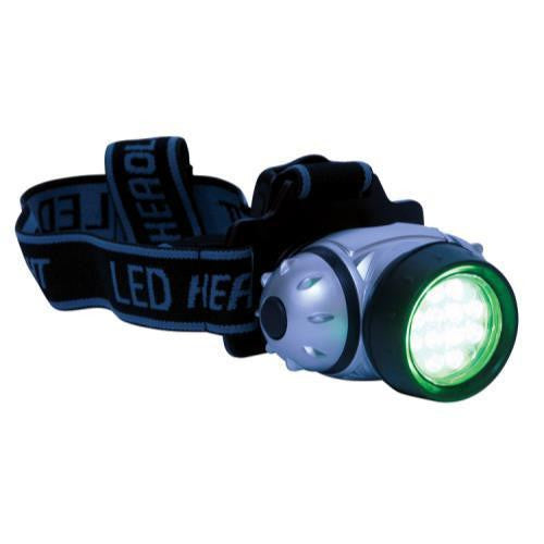 LED Headlight Green Eye - Pacific Coast Hydroponics Los Angeles