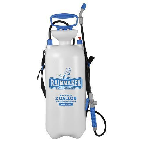 Rainmaker 2 Gallon (8 Liter) Pump Sprayer Rainmaker - Pacific Coast Hydroponics Los Angeles
