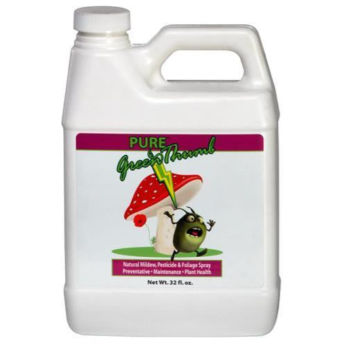 Green Thumb Spider Mite Pesticide Quart Pure - Pacific Coast Hydroponics Los Angeles