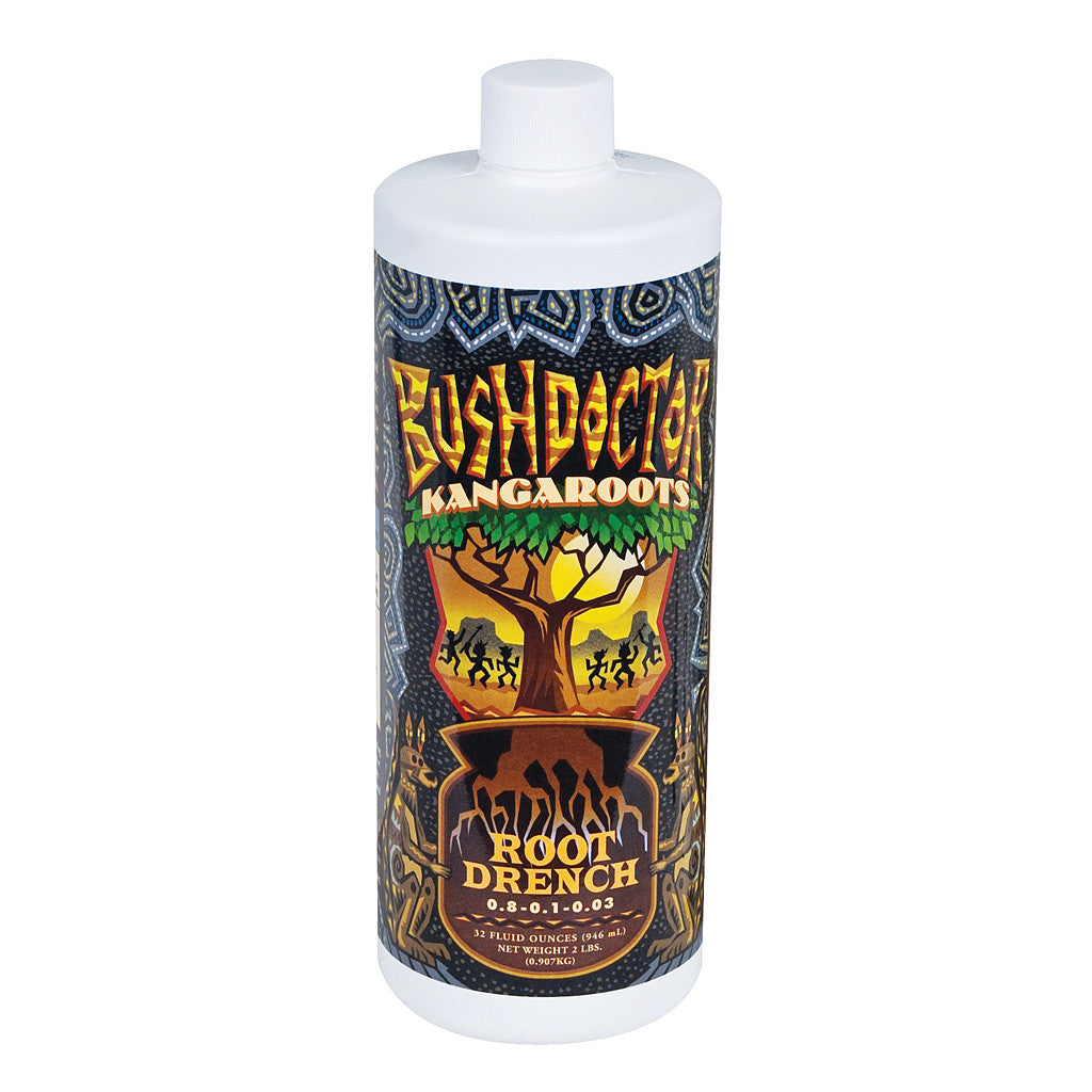 Bushdoctor Kangaroots Quart Bush Doctor - Pacific Coast Hydroponics Los Angeles