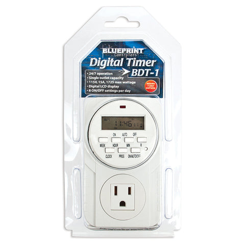 Digital 110 Volt Timer