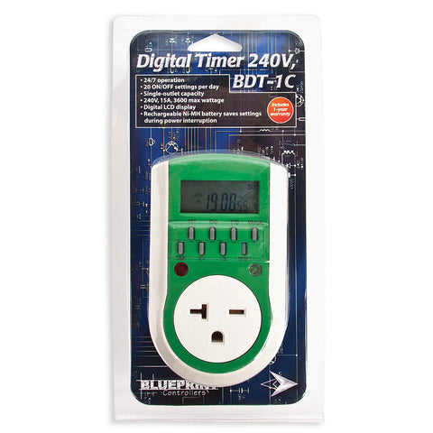Digital 240 Volt Timer
