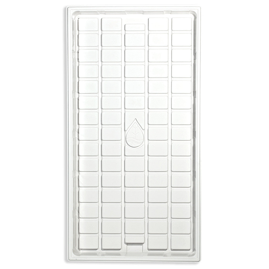 White 3 x 6 Foot Tray Botanicare - Pacific Coast Hydroponics Los Angeles