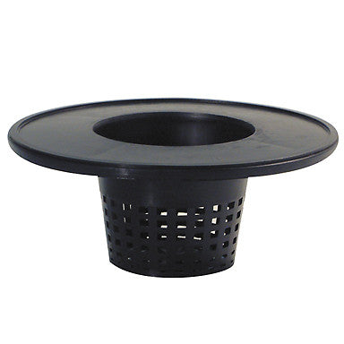 6 Inch Net Pot Bucket Lid Sunleaves - Pacific Coast Hydroponics Los Angeles