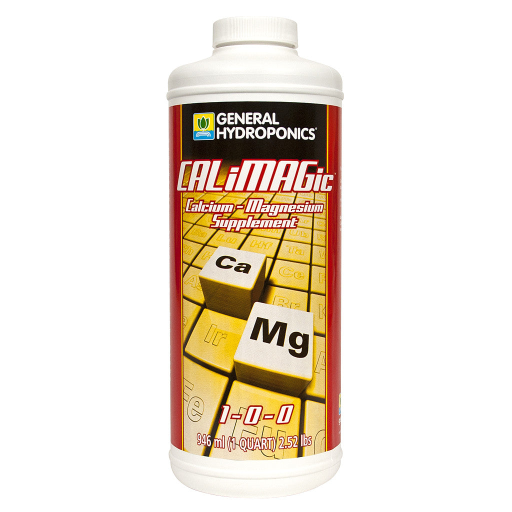 CaliMagic Quart General Hydroponics - Pacific Coast Hydroponics Los Angeles