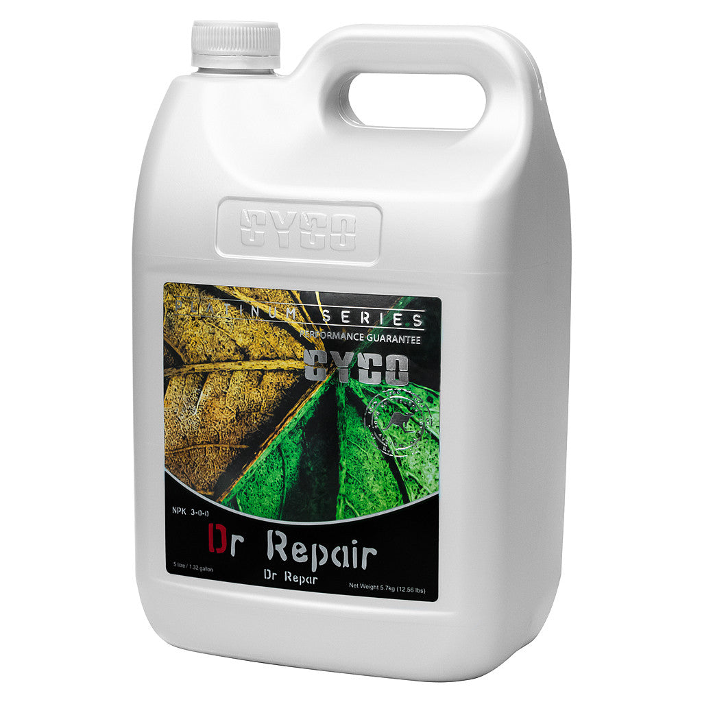 Cyco Dr.Repair 5 Liter CYCO - Pacific Coast Hydroponics Los Angeles