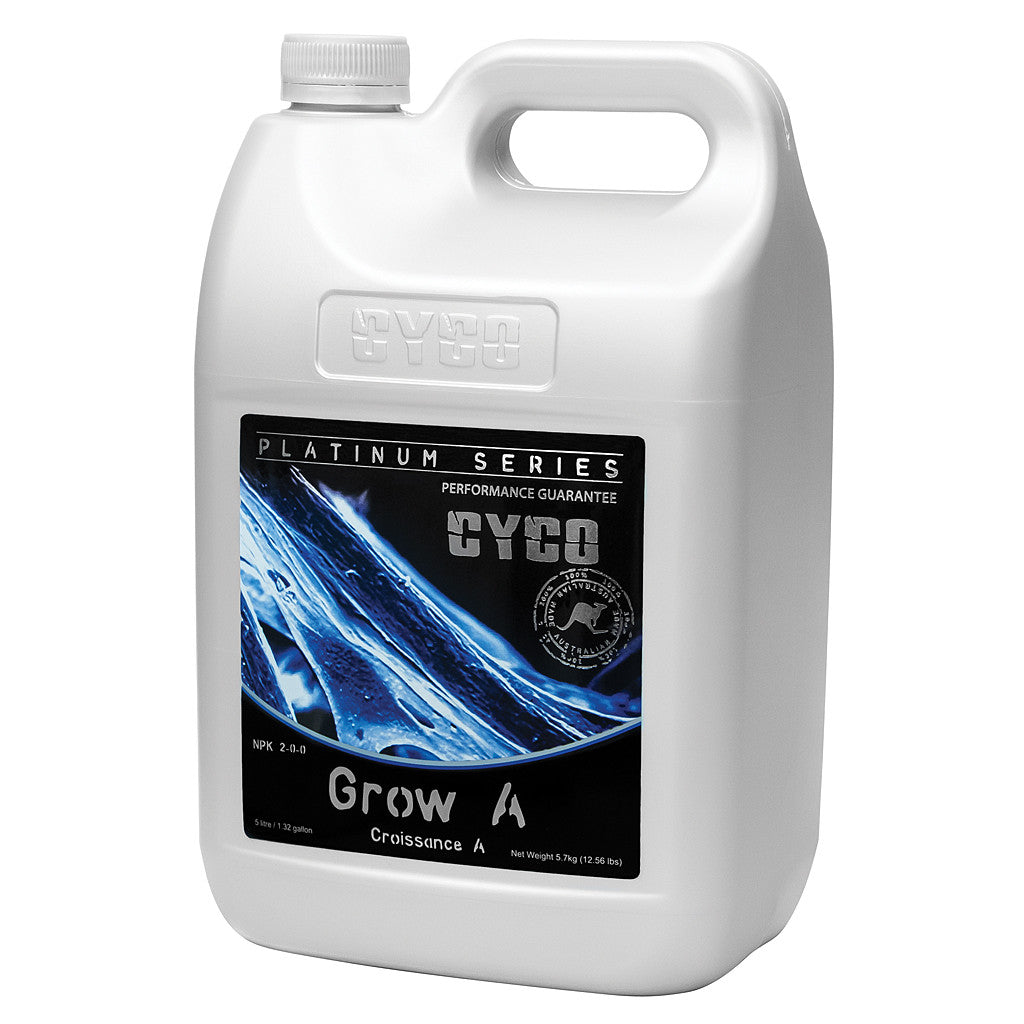 Cyco Grow A 5 Liter CYCO - Pacific Coast Hydroponics Los Angeles
