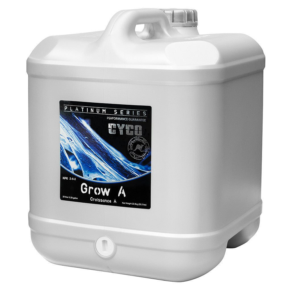 Cyco Grow A 20 Liter CYCO - Pacific Coast Hydroponics Los Angeles
