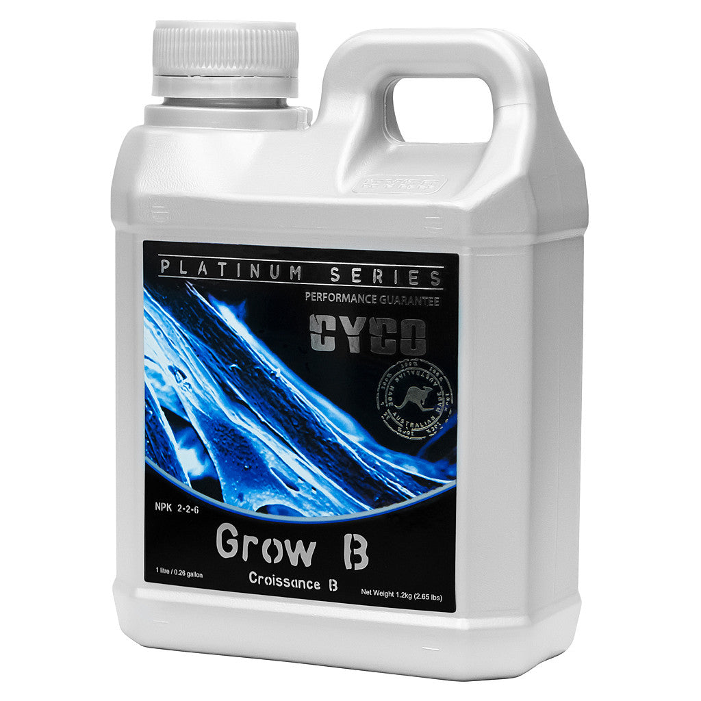 Cyco Grow B Liter CYCO - Pacific Coast Hydroponics Los Angeles