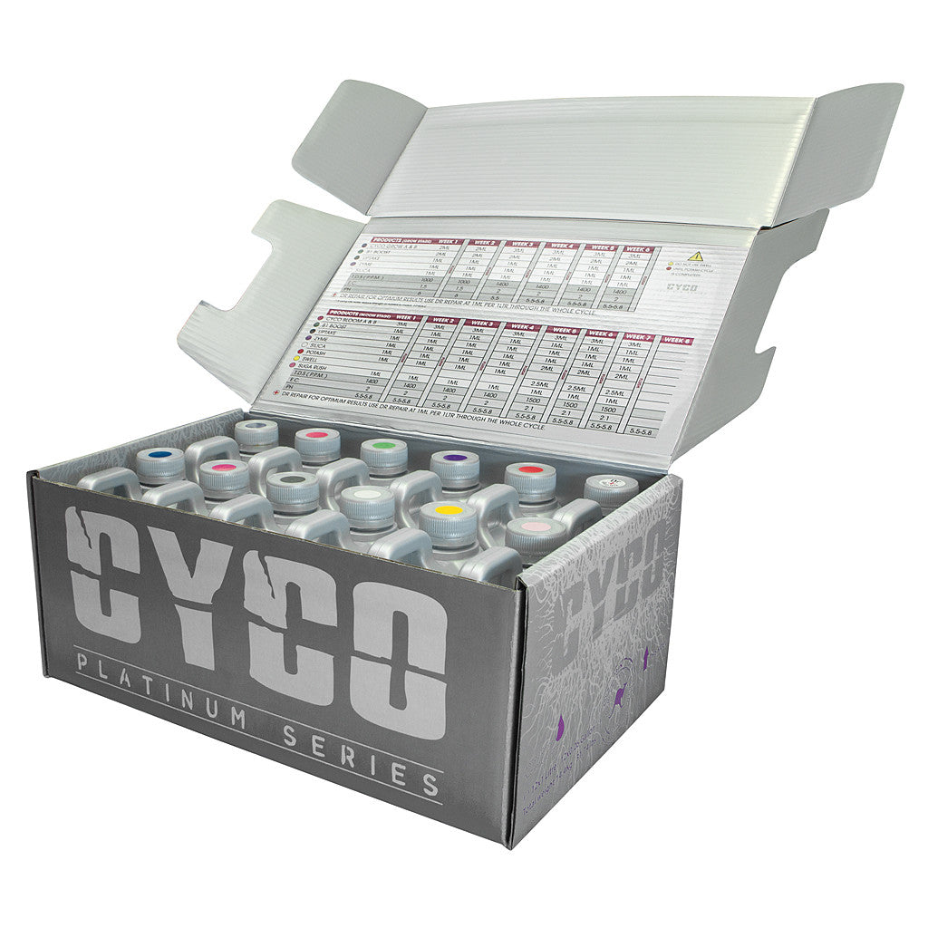 Cyco Platinum ProKit with Suga Rush CYCO - Pacific Coast Hydroponics Los Angeles
