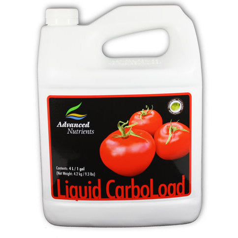 Carbo Load Liquid 4 Liter Advanced Nutrients - Pacific Coast Hydroponics Los Angeles