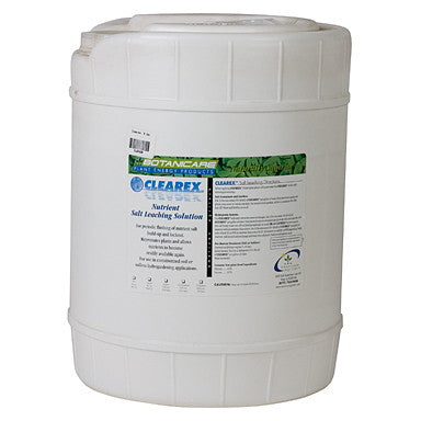 Clearex 5 Gallon Botanicare - Pacific Coast Hydroponics Los Angeles