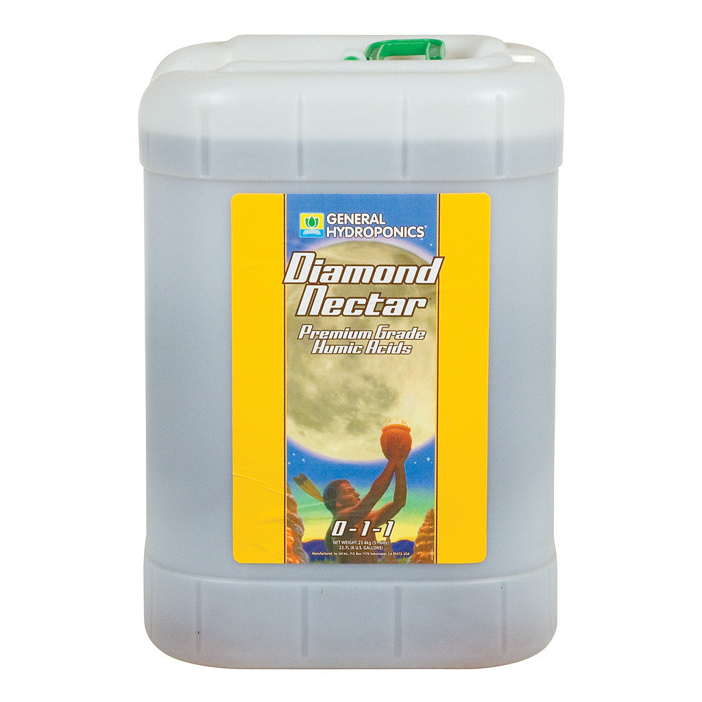 Diamond Nectar 6 gal General Hydroponics - Pacific Coast Hydroponics Los Angeles