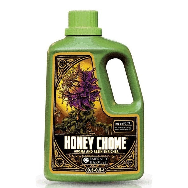 Emerald Harvest Honey Chome 1 Gallon Emerald Harvest - Pacific Coast Hydroponics Los Angeles