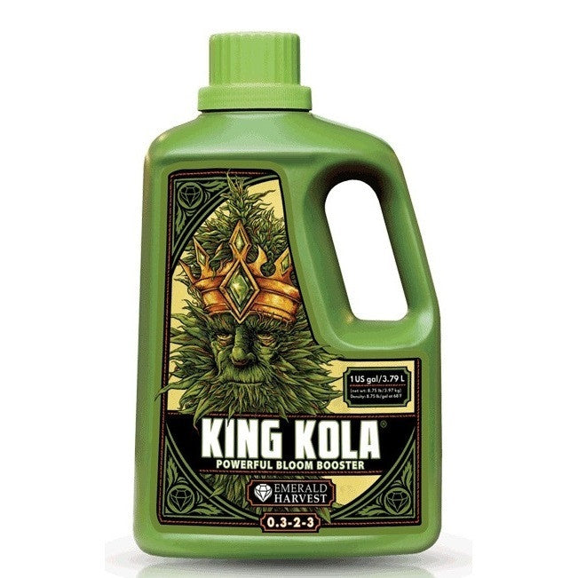 Emerald Harvest King Kola 1 Gallon Emerald Harvest - Pacific Coast Hydroponics Los Angeles