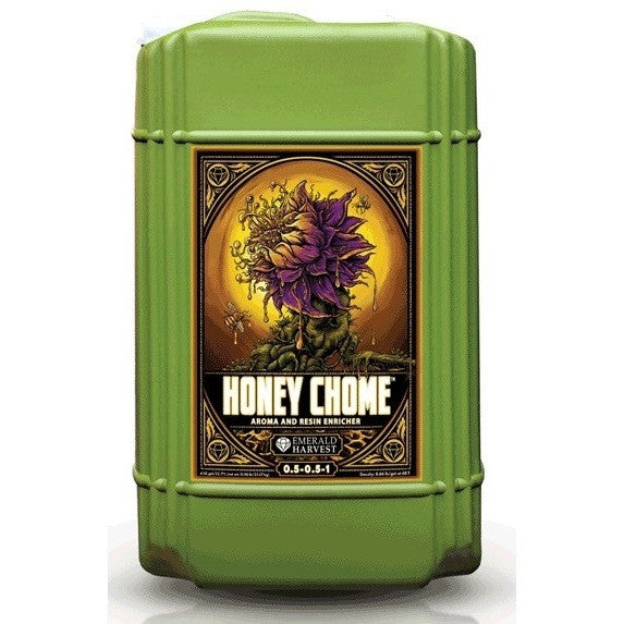 Emerald Harvest Honey Chome 6 Gallon Emerald Harvest - Pacific Coast Hydroponics Los Angeles