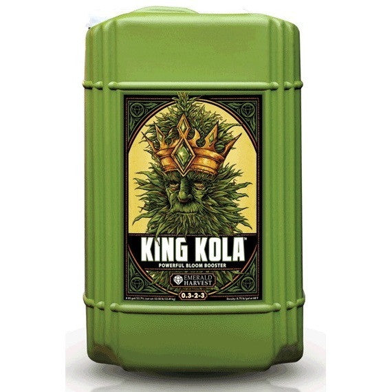 Emerald Harvest King Kola 6 Gallon<br /> Emerald Harvest - Pacific Coast Hydroponics Los Angeles