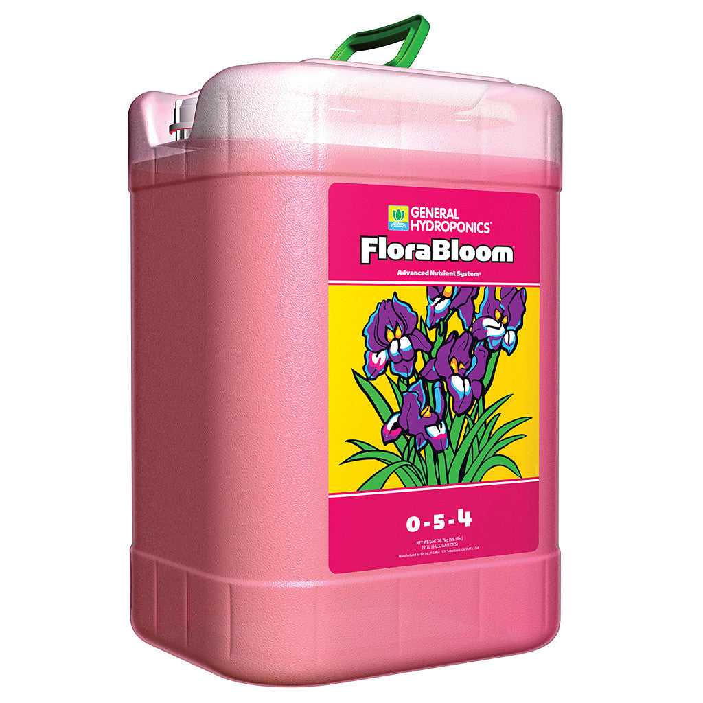 FloraBloom 6 Gallon General Hydroponics - Pacific Coast Hydroponics Los Angeles