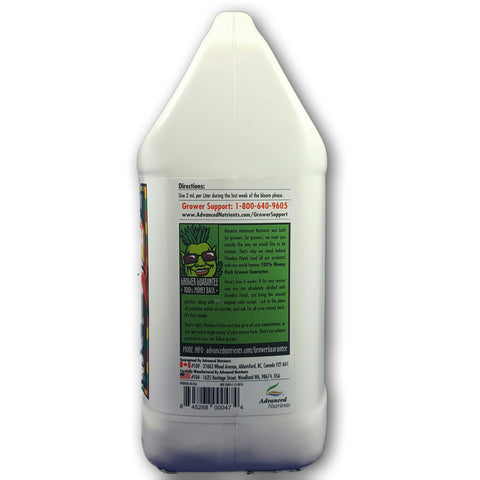 FLAWLESS FINISH 1 GALLON SIDE 2 Advanced Nutrients - Pacific Coast Hydroponics Los Angeles