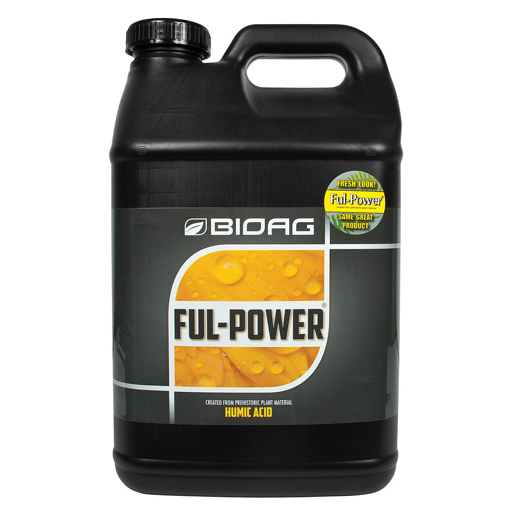 Ful-Power 2.5 Gallon BioAg - Pacific Coast Hydroponics Los Angeles