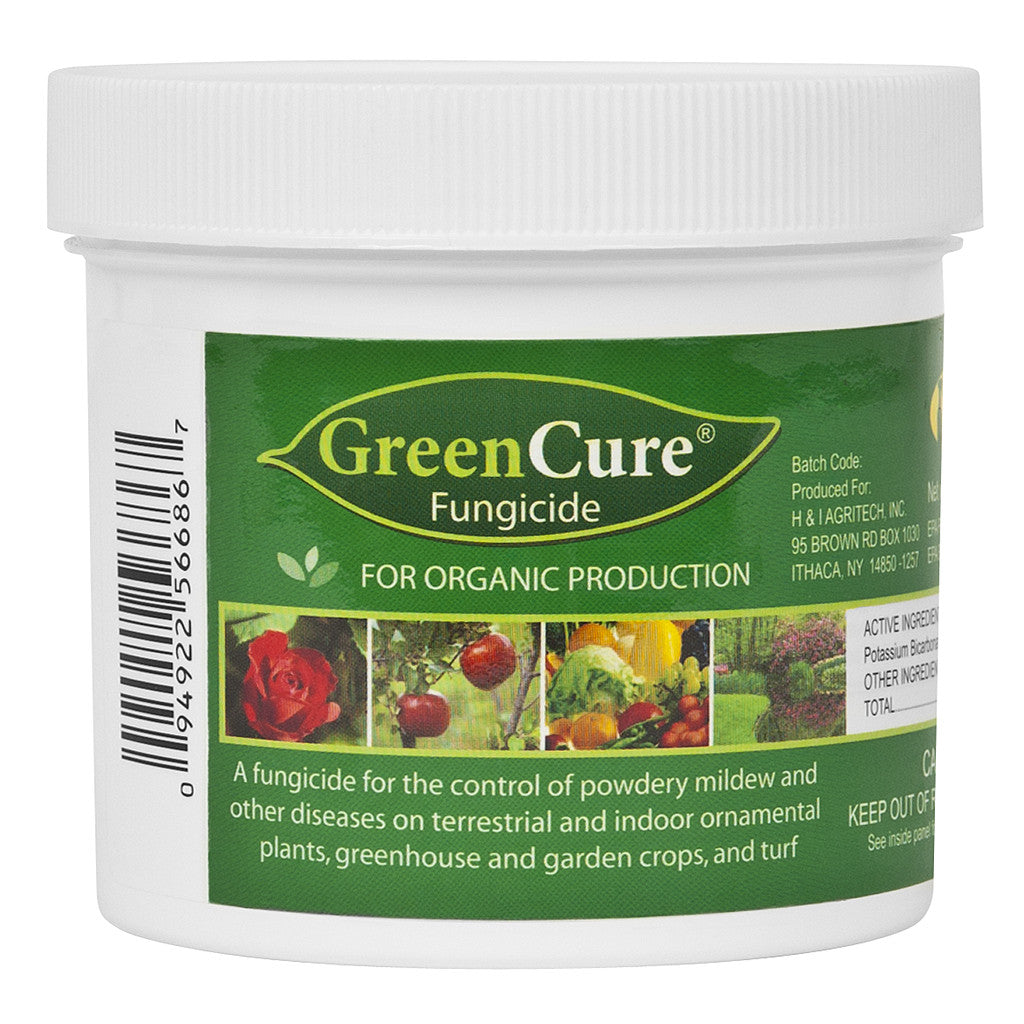Greencure Fungicide 8 ounce GreenCure - Pacific Coast Hydroponics Los Angeles