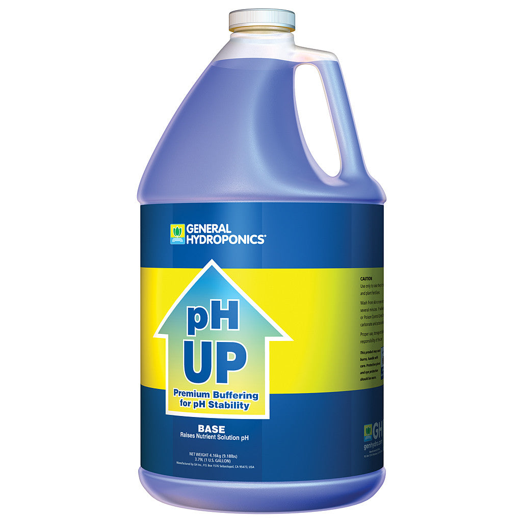 PH up Gallon General Hydroponics - Pacific Coast Hydroponics Los Angeles