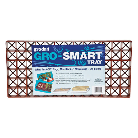 Gro-Smart Tray Terracotta